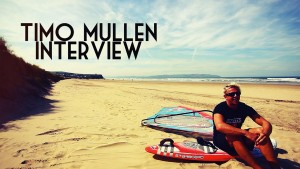 Timo Mullen in an interview