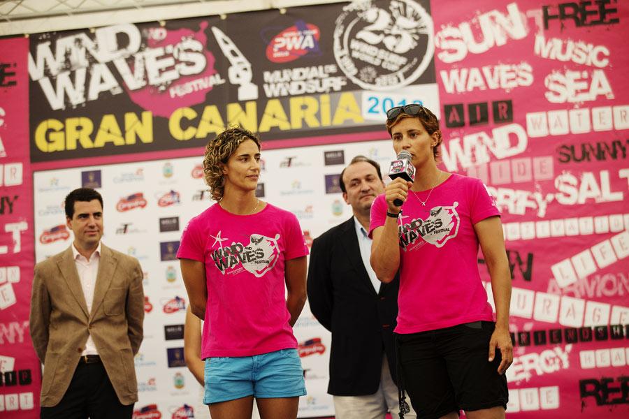 Gran Canaria Wind & Waves Festival 2014