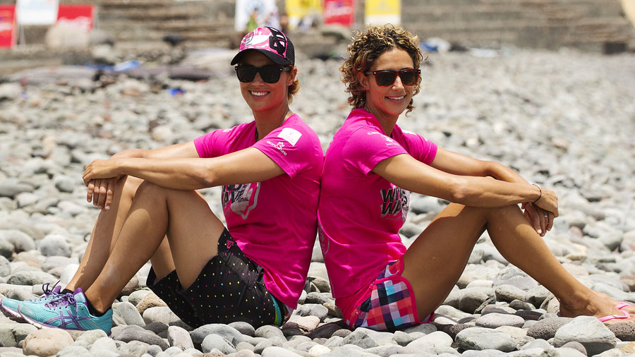 Gran Canaria Wind and Waves Festival 2014 - Preview Interview with Daida and Iballa Moreno
