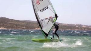 Dario Troiani at Porto Pollo