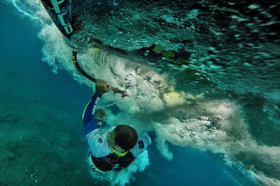 Ricardo Campello - Pic: John Carter/PWA