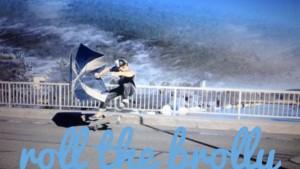 Roll the brolly Balz Müller