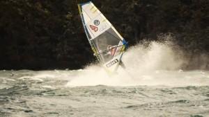 Bastien Rama at Laffrey lake