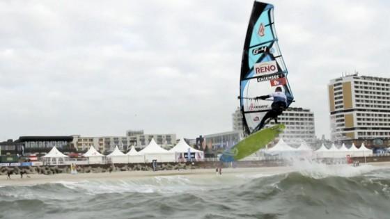 Forward Loop Windsurfing