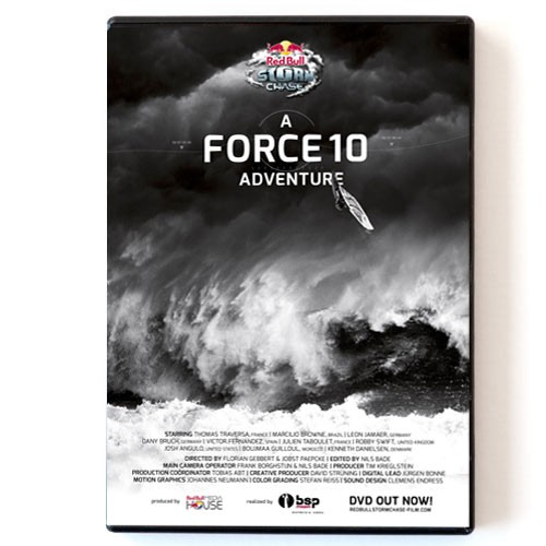 Red Bull Storm Chase DVD - Pic: Continentseven