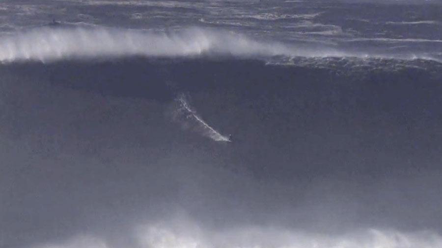 Big Wave Surfing, Nazare