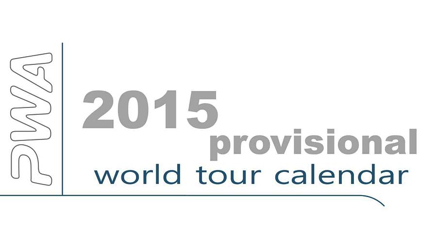 PWA Tour 2015