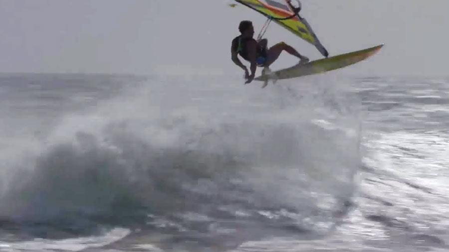 Antoine Martin at Guadaloupe