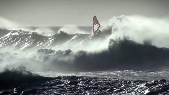 Windsurfing Video Morgan Noireaux