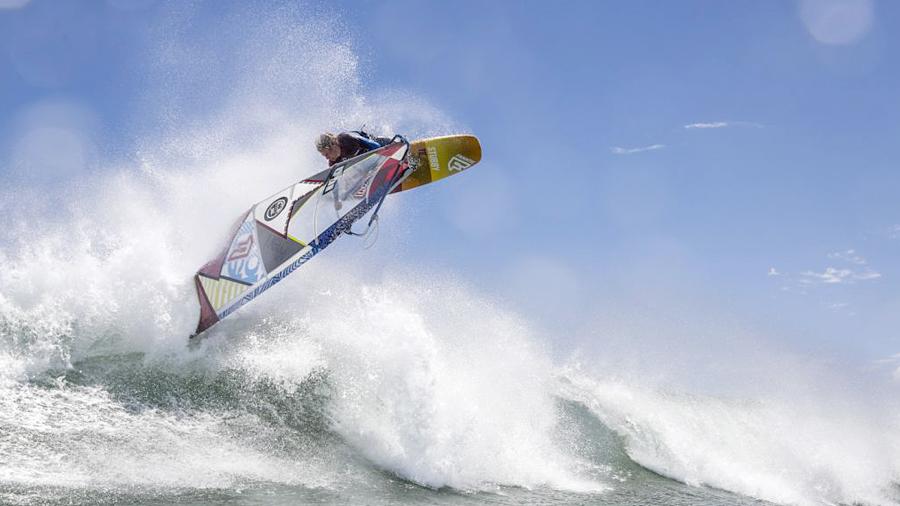 Alessio Stillrich on the new Stubby (Pic: Henning Nockel)