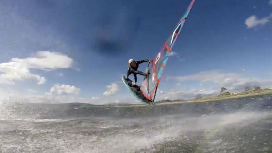 Windsurf Freestyle Party