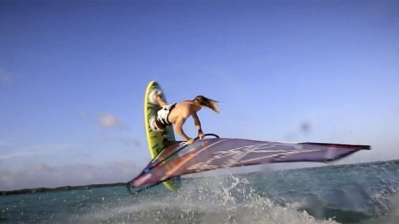 Youp Schmit Freestyle Windsurfing