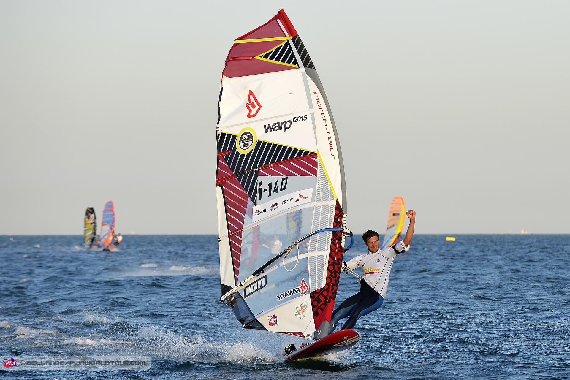 Matteo Iachino wins his first winners final