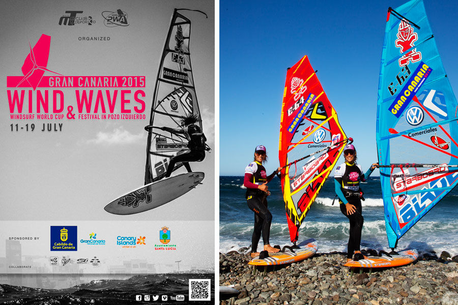 Gran Canaria Wind and Waves Festival 2015