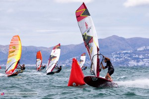 Matteo jibes close to the mark (Pic: Carter/PWA)