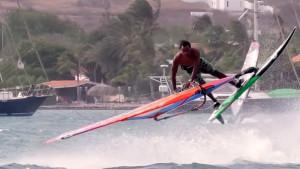 Kiri Thode on Curacao 2015