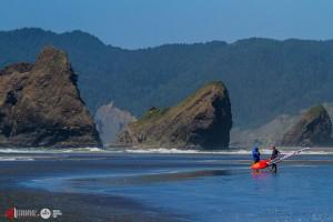 Pistol River, Oregon - Pic: Luckybeanz