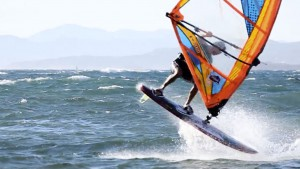 Antony Ruenes freestyle windsurfing video