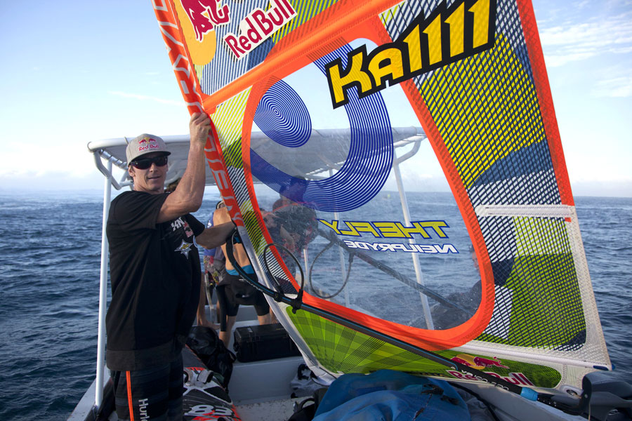 Jason Polakow - Pic: Beau Pilgrim Red Bull Content Pool
