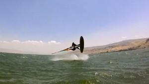 Yarden Meir at Sea of Galilee