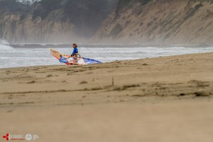 Phil Soltysiak at Waddell Creek - Pic: luckybeanz.com