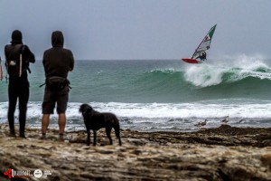 Kevin Pritchard at Waddell Creek - Pic: luckybeanz.com