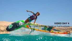 Fuerteventura Freestyle Worldcup 2015 Video Day 4