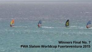 Winners Final 7 Fuerteventura