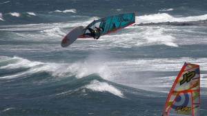 Double Forward Loop off the lip by Philip Köster