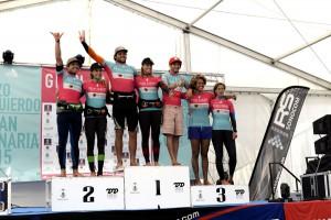 PWA Gran Canaria Wind & Waves Festival winners
