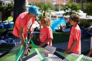 Fabio Calo explaining - Pic: fotofiore.com