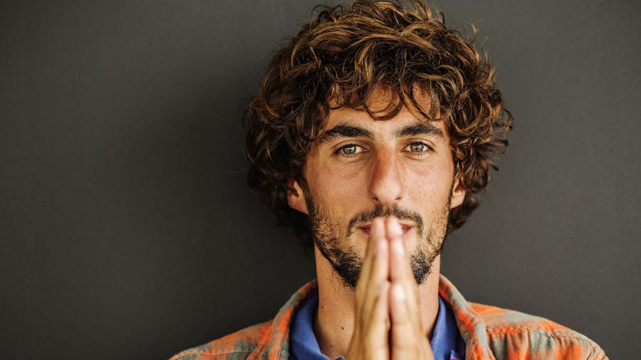 Julien Mas in a portrait (Pic: Carter)