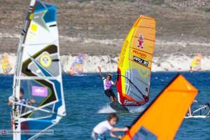 Sarah-Quita Offringa wins the event