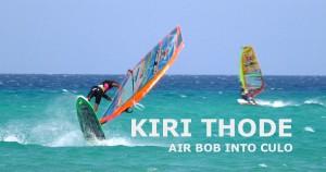 Kiri Thode - Air Bob into Culo