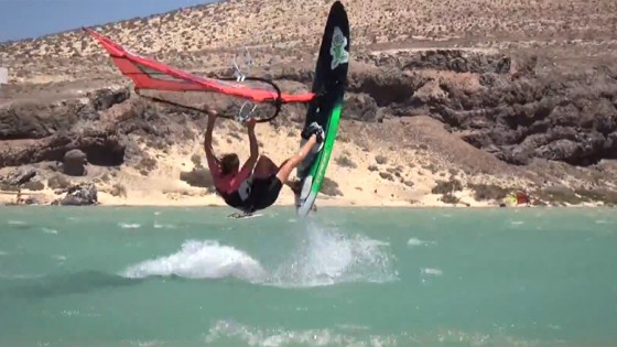 Maaike Huvermann - Video from Fuerteventura