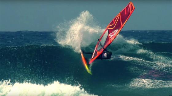 Starboard 2016 Wave Freestyle teaser