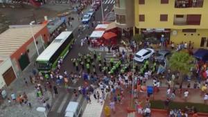 PWA World Cup Tenerife Opening