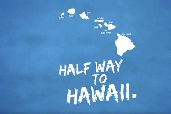 Half Way To Hawaii - Trailer