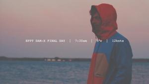 DAM-X Final day