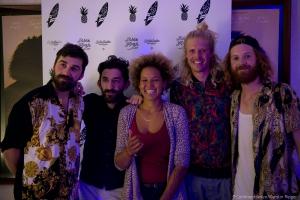 Sarah-Quita Offringa & Cabeibusha crew
