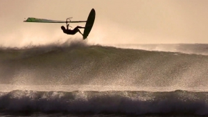 Lavanono Aerial action