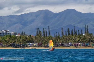 New Caledonia, a real freeride and wave sailing paradise (Pic: Carter/PWA)