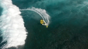 Hookipa filmed with drones only by Karim Ilya