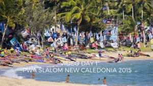 Video New Caledonia Day 1