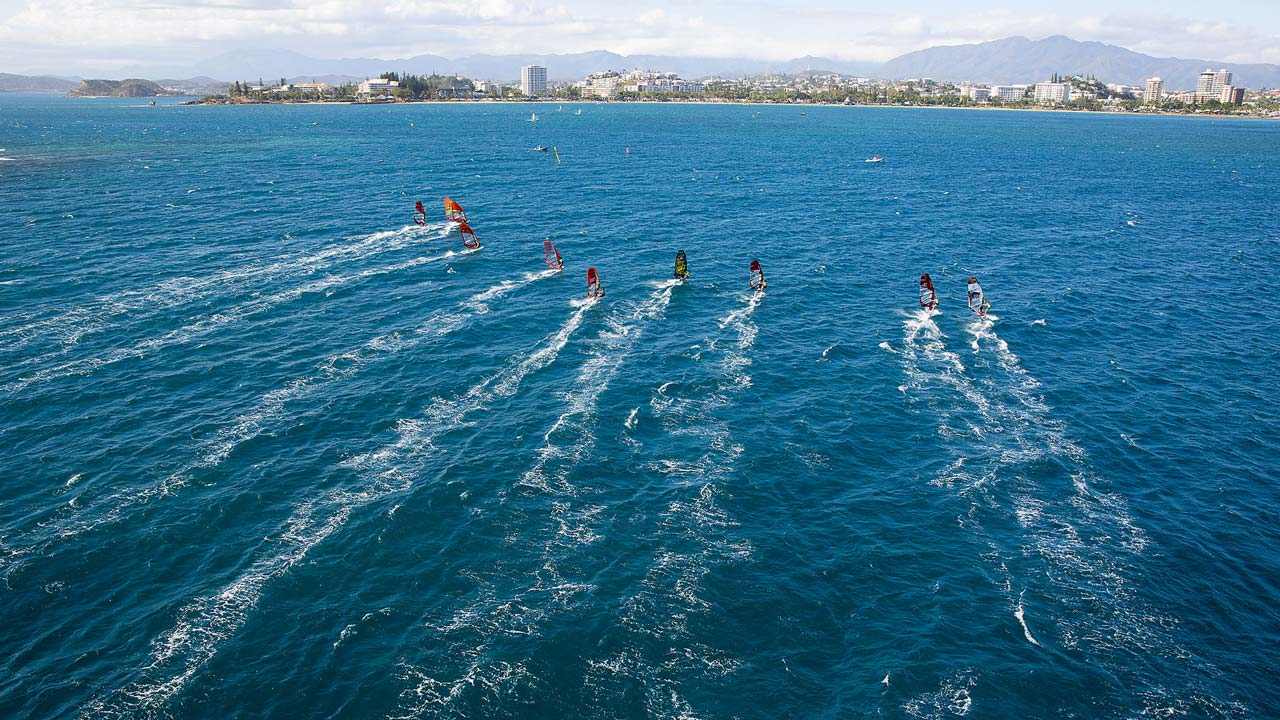 Slalom New Caledonia 2015