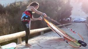 Caterina Stenta at Cabezo