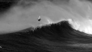 Robby Naish at Jaws