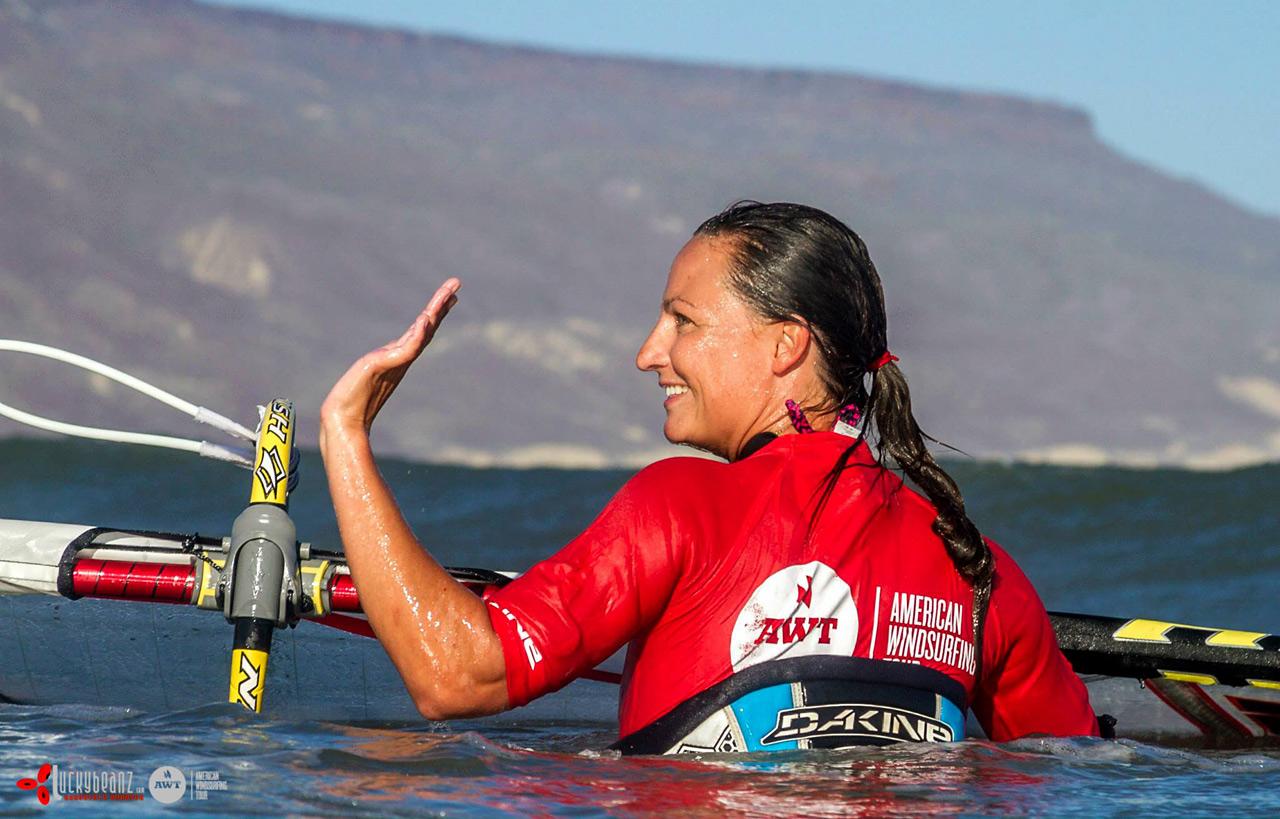 Sam Bittner at Punta San Carlos during summer 2015