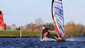 Jordy Vonk on Fanatic/NorthSails/Ion