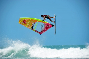 Antony Ruenes in Brazil - Pic: Adrian Irvine